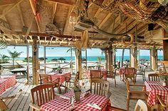 Cocoa Bar Treasure Cay, Abaco Island, Bahamas.