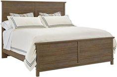 Stanley Furniture Coastal Living Resort California King Cape Comber Panel Bed - Becker Furniture World - Panel Beds