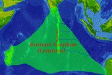 Lemuria (continent) - Wikipedia