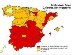 Guadalajara, Toledo y Talavera suspende en calidad del aire - 45600mgzn
