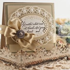 Card Making Ideas by Becca Feeken using Spellbinders Majestic Oval - www.amazingpapergrace.com