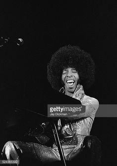 Sly Stone of Sly and the Family Stone