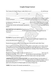 Rocket Lawyer Graphic Contract