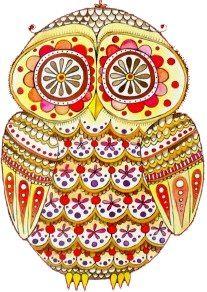 Owl *О*