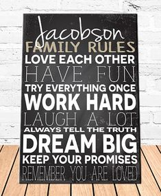 49 Best Personalized Family Wall Art Images Family Wall Art