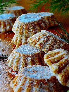 šape - are a must Croatian cookies for Christmas
