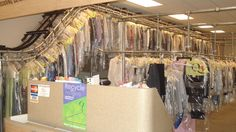 Dry cleaning is a facility that we all use at some point in our life if not regularly. Most of the times, you take help of dry cleaning services for our special garments such as leather, couture and wedding dress.