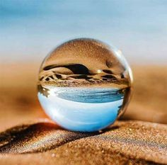 This crystal ball won't let you see the future but it can help you take amazing photos