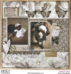 kaisercraft scrapbooking layouts using deep sea papers Wooden Shapes, General Crafts, Deep Sea, Clear Stamps, Scrapbooking Layouts, Hello Everyone, Whisper, Card Stock, Weaving
