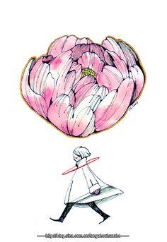 加拿大——画师koyamori的水彩插画作品