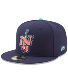 New Era Nashville Sounds Ac Fitted Cap - Blue 7 Rules For Kids, Baseball Training, New Era Hats, Boy Photography Poses, Fitted Caps, Sports Fan Shop, Baby Clothes Shops, Mens Gift Sets, Snapback Hats