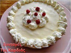 Caramelized Apple Cheesecake - Cheesecake με καραμελωμένα μήλα Caramelised Apples, Apple Cheesecake, Group Meals, Greek Recipes, Cheesecakes, Bon Appetit, Good Food, Pie, Desserts