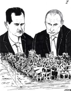 Lords of war. Today's cartoon by Paolo Lombardi: http://www.cartoonmovement.com/cartoon/33707