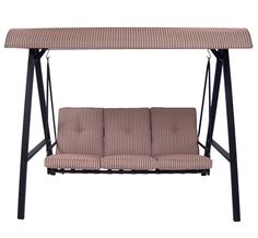 Mainstays Lawson Ridge 3 Person Swing Replacement Canopy