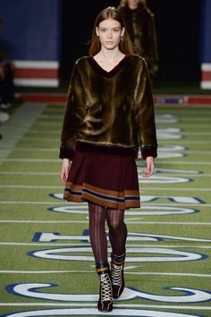 Tommy Hilfiger, Look #5