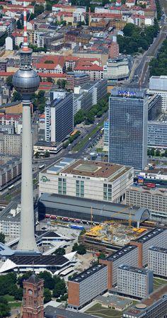 Das ist Berlin - von oben - Berlin Aktuell - Berliner Morgenpost