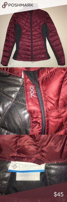 Columbia Omi Heat 700 Jacket Perfect condition Columbia Jackets & Coats