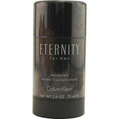 Eternity By Calvin Klein Deodorant Stick Alcohol Free 2.6 Oz