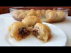Το πιο τέλειο κανταΐφι!!! - YouTube Greek Desserts, Greek Recipes, Food And Drink, Sweets, Youtube, Blog, Sweet Pastries, Gummi Candy, Candy Notes