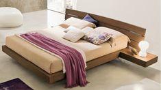 Veneran Italia ALOA Solid Birch & Oak Bed