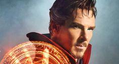 """Marvel divulga primeiro poster oficial do filme """"Doutor Estranho"""" – Blog do Deill"""