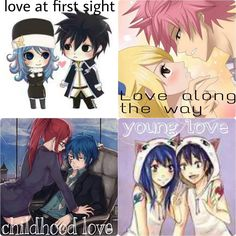 Fairy Tail Couples! WAIT!!!!!!!!!!!!!!!!!!!!!!!!!!!!! SO I'M NOT THE ONLY ONE WHO SHIPS WENDY AND ROMEO!? I TOTALLY THOUGHT I WAS ALONE ON THAT!