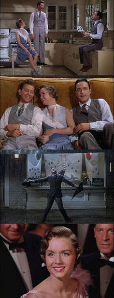 """Singin' in the Rain -- I love this movie so much! Especially the shoes she wears in the """"Good Morning"""" scene!"""