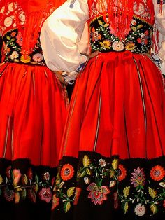 details : Traditional costume of Viana do Castelo - #Portugal #Travel
