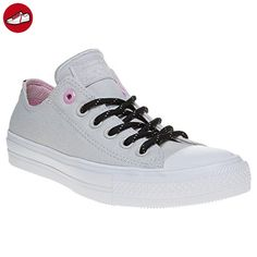 Converse Chucks Lo Sneakers gr. 5 1/2 38 wei Turnschuhe Limited Edition
