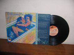 El Último de la Fila      Lp Mega Rare Vintage Spain 1987