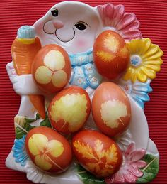 Easter eggs 2 by -Mellie-, via Flickr