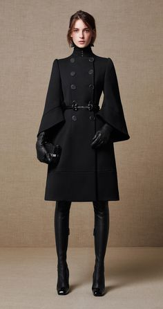 Wool Coat Winter Coat Maxi Coat Navy Blue Coat Warm