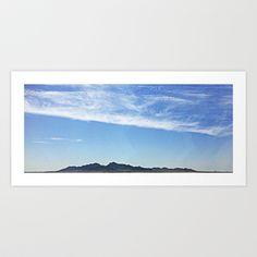 Horizon Art Print by Rachel Winkelman - $15.00