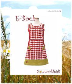 Ebook,Schnitt,Kleid oder Tunika! von allerlieblichst ! auf DaWanda.com