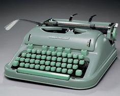 Jack Kerouac's Hermes 3000 manual typewriter