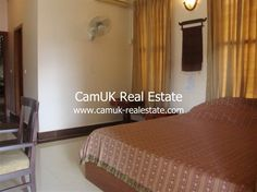 $180 Per month - A room for rent is located in Sala Komreuk commune, Siem Reap town. This…