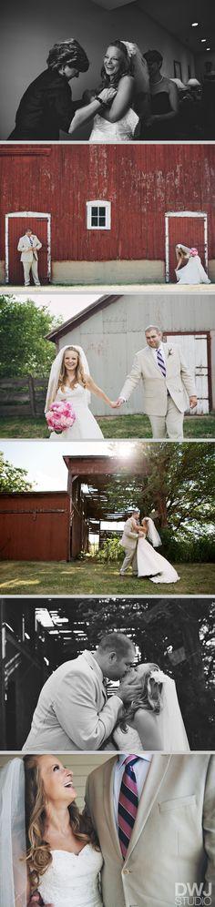 Lindsey and Brad's Wedding » Chicago Wedding Photography Blog | DWJ Studio