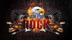 Resenha do Rock: 1º VEM PRO ROCK