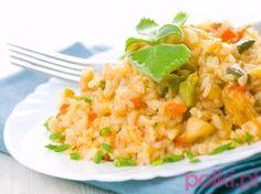 Tani obiad - risotto -Przepis