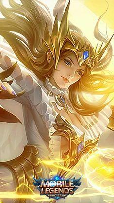 Mlb Wallpaper, Mobile Legend Wallpaper, Game Character, Character Design, Ashe League Of Legends, Hero Fighter, Alucard Mobile Legends, Moba Legends, The Legend Of Heroes