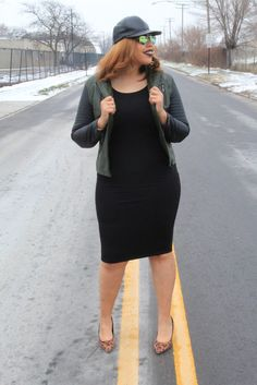 Jeb Color Block Moto Jacket  $48.90 | Have your moto moment in the spotlight with the Jeb plus size jacket, a cool color-blocked design in slick faux leather that lets your style live on the edge. Notch collar, long sleeves with moto stitching, zip cuffs, asymmetric zip front closure, zip and snap pockets.