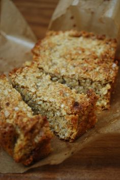 Healthy flapjack- just use soya spread instead of butter.