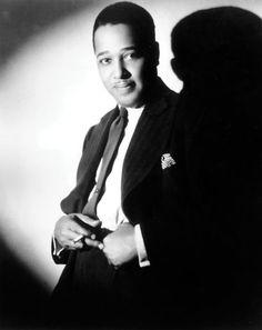 Duke Ellington  1899-1974 Composer, pianist Left: circa 1925