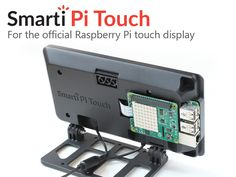 SmartiPi Touch: A Raspberry Pi Touch stand project video thumbnail
