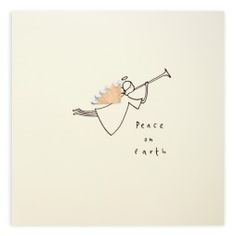 peace on earth pencil shaving card - Google Search
