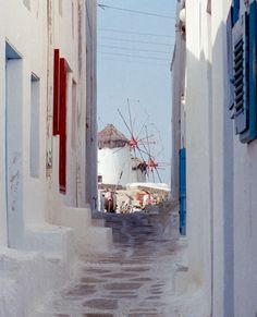 VISIT GREECE| Windmills of Mykonos - Mykonos, Cyclades
