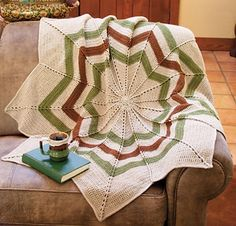 Round Ripple Crochet-Along Group