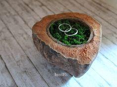 Ringkissen - Ringkissen Kokosnussschale [Größe I] - ein Designerstück von HexenGIFTS bei DaWanda