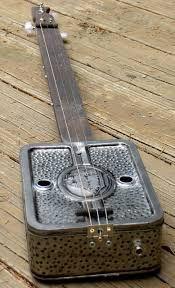 Image result for Cigar Box Guitar Bridges
