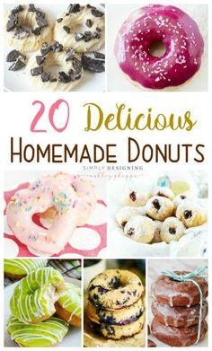 20 Delicious Homemad